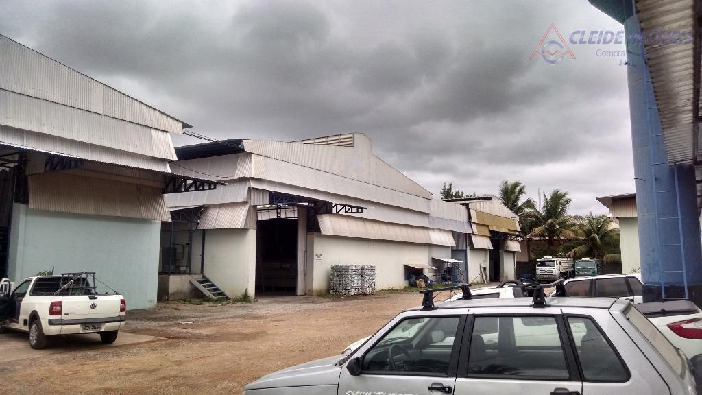 Barracão industrial à venda, Distrito Industrial, Cuiabá - BA0036.