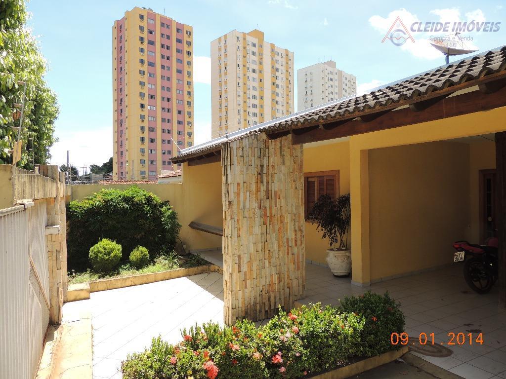 Casa residencial à venda, Verdão, Cuiabá.