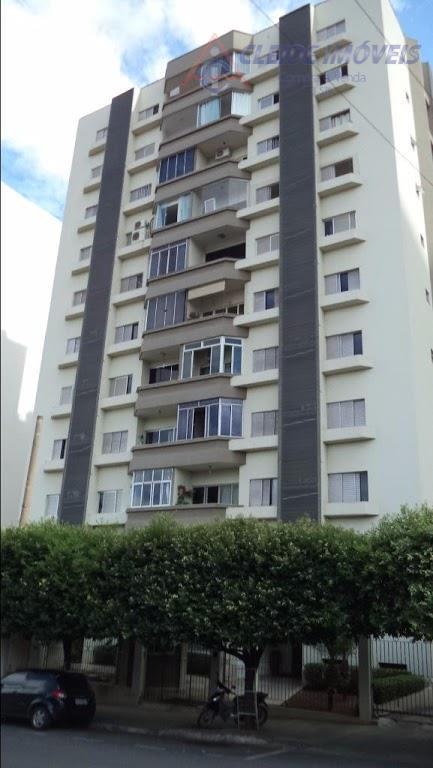 Apartamento com 3 dormitórios à venda, 154 m² por R$ 350.000 - Miguel Sutil - Cuiabá/MT