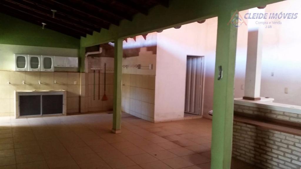 Casa residencial à venda, CPA IV, Cuiabá.
