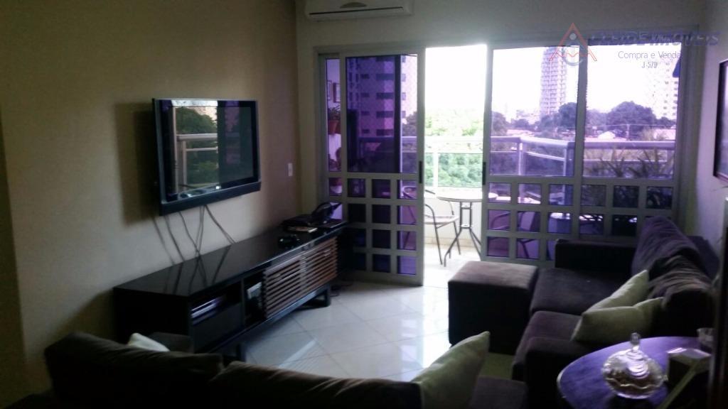 Apartamento residencial à venda Edifício Atlântis, Popular, Cuiabá.