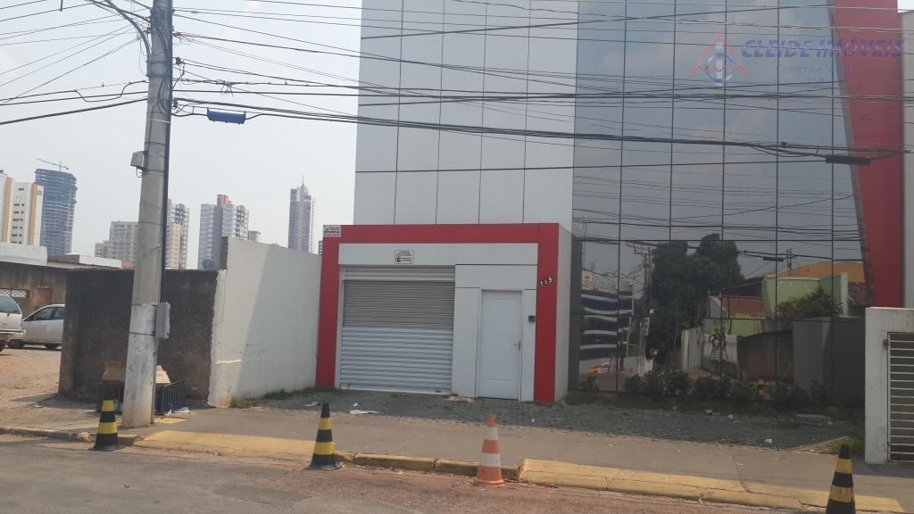 Prédio comercial semi novo próximo Avenida Mato Grosso