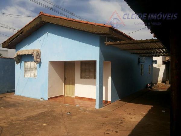 Casa residencial à venda, CPA II, Cuiabá.