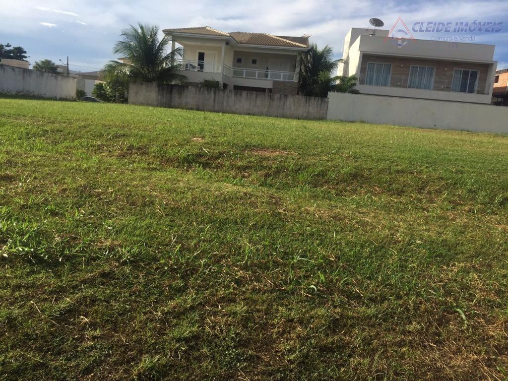 Terreno residencial à venda, Loteamento Alphaville Cuiabá, Cuiabá.