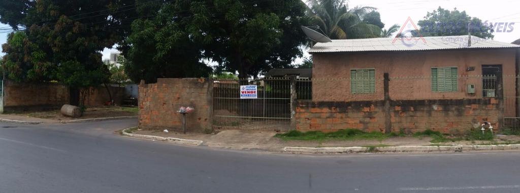 oportunidade*casa residencial e comercial / terrenoesquina com acesso a rua lateral boa localizaçao para kit net...