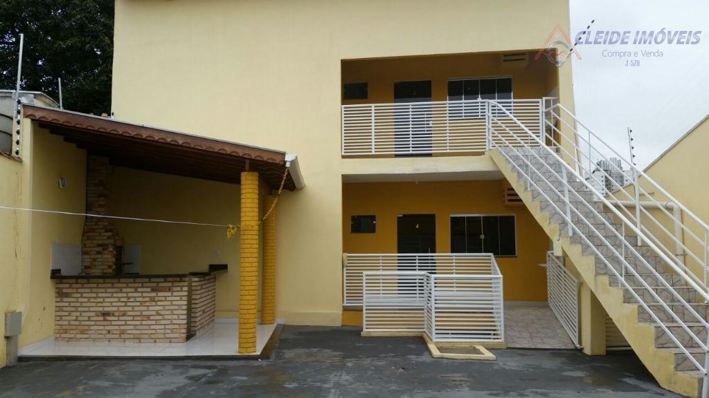 Flat residencial à venda, Santo Antônio do Pedregal, Cuiabá - FL0002.