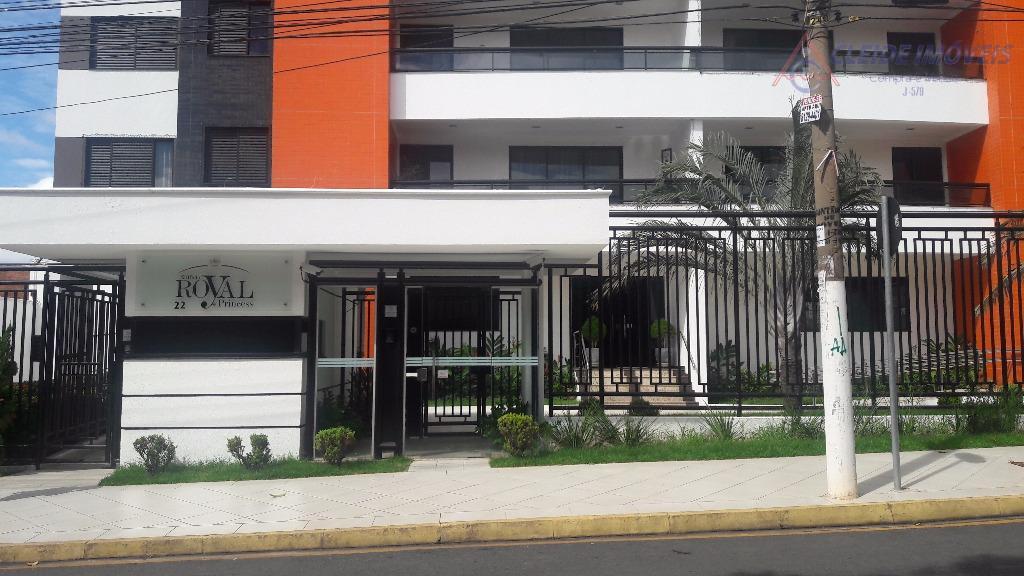 Apartamento residencial à venda,  Edificio Royal Princess, Bairro Jardim das Américas, Cuiabá.