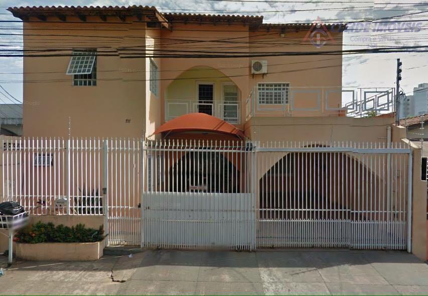 Casa residencial à venda, Jardim Tropical, Cuiabá - CA0363.