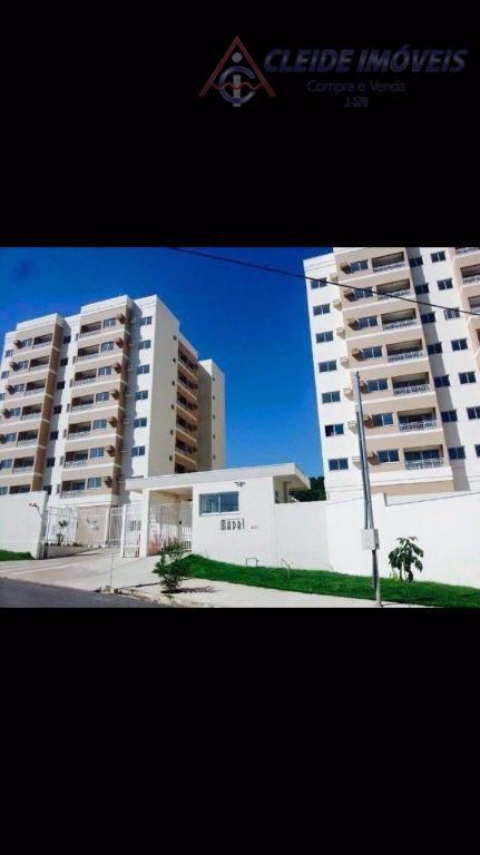 Apartamento residencial para venda e locação, Rodoviária Parque, Cuiabá.
