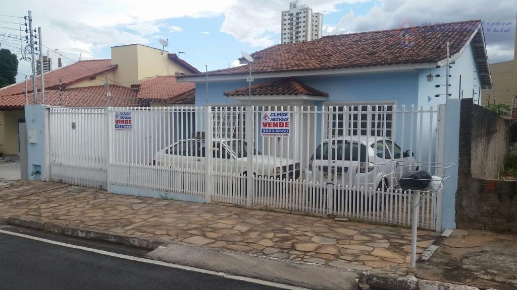 Casa residencial à venda. Jardim das  Américas 430mil