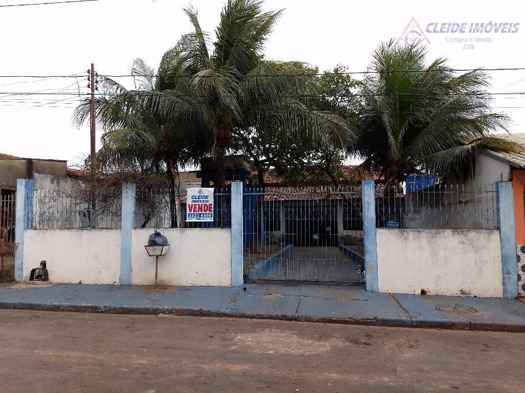 Casa residencial à venda, CPA IV, Cuiabá-MT - CA0586.