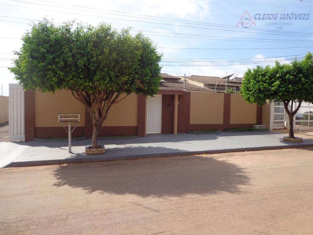 Casa residencial à venda, Planalto Ipiranga, Várzea Grande.