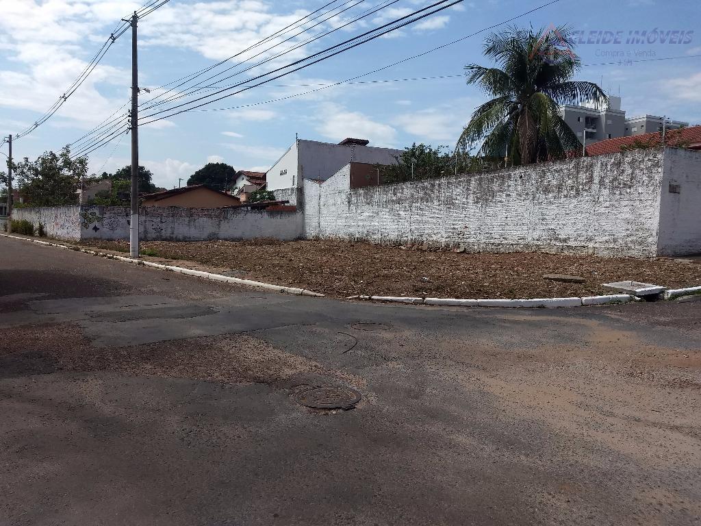 Terreno residencial para venda e locação, Jardim Guanabara, Cuiabá - TE0220.