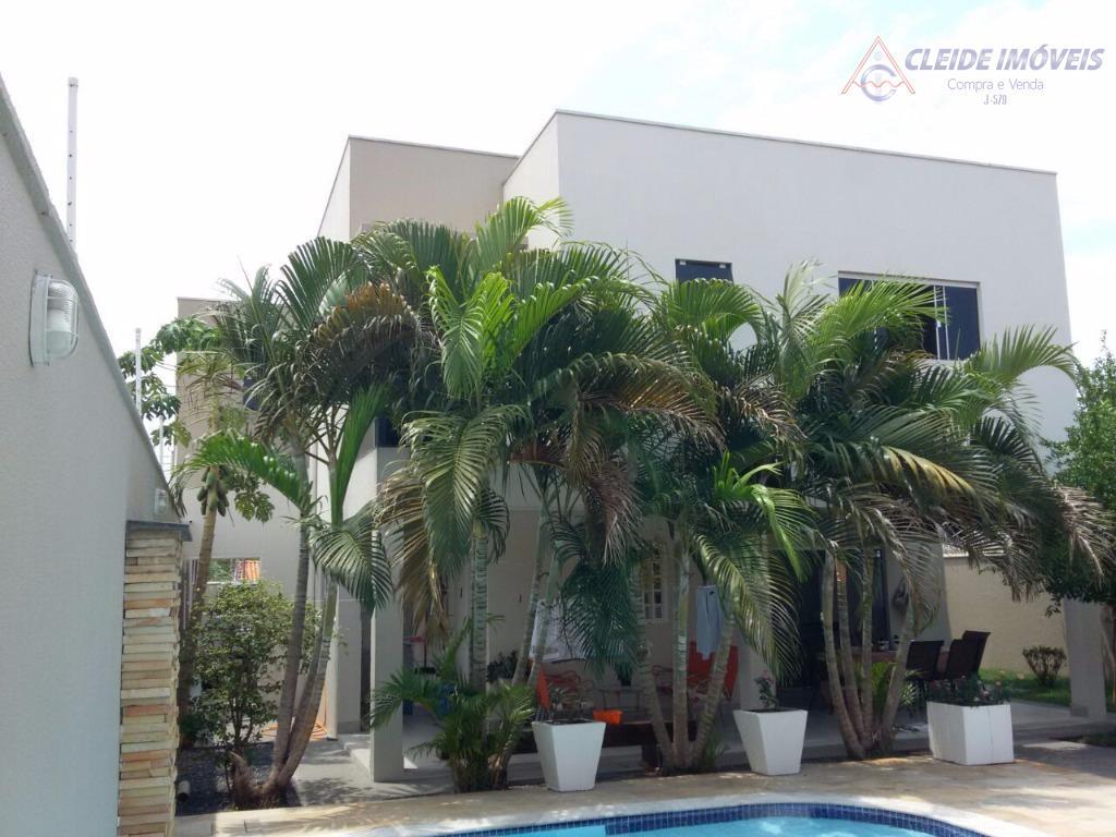 Casa residencial à venda, Santa Rosa, Cuiabá - CA0810.