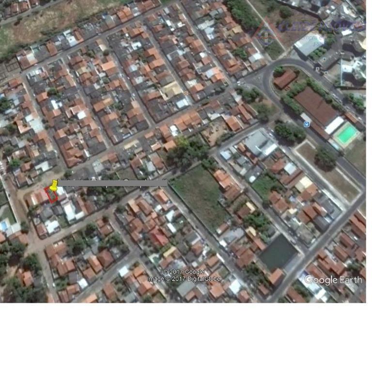 Terreno residencial à venda, Coophamil, Cuiabá.
