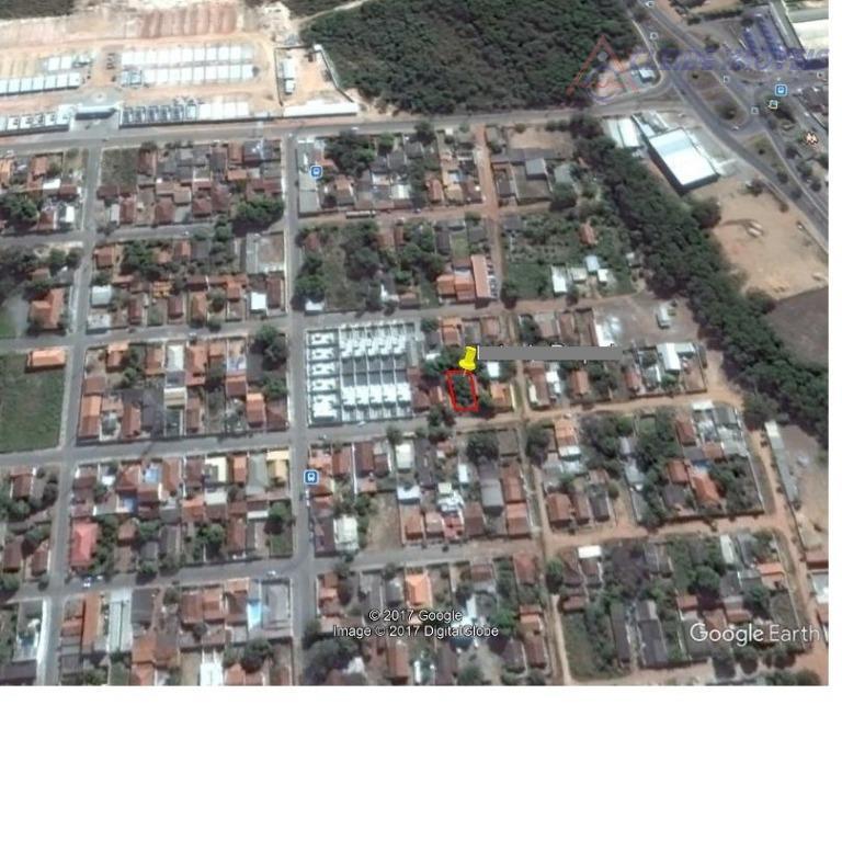Terreno residencial à venda, Parque Atalaia, Cuiabá.