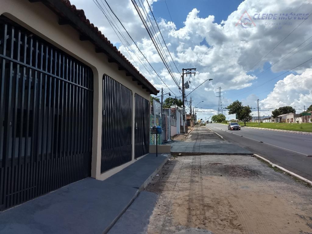 Casa comercial para locação, Avenida das Torres, proxima ao trevo da Viola, Jardim Universitário, Cuiabá.