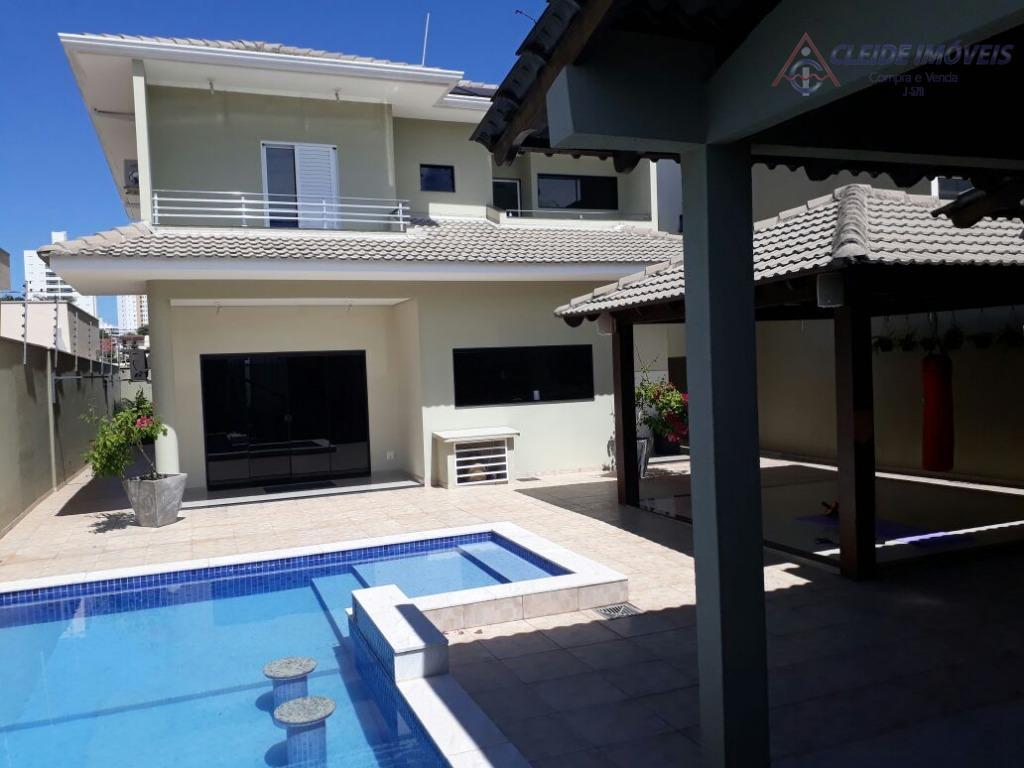 Casa Sobrado de alto Padrão, residencial ou comercial à venda, Jardim Santa Marta, Cuiabá-MT - SO0141