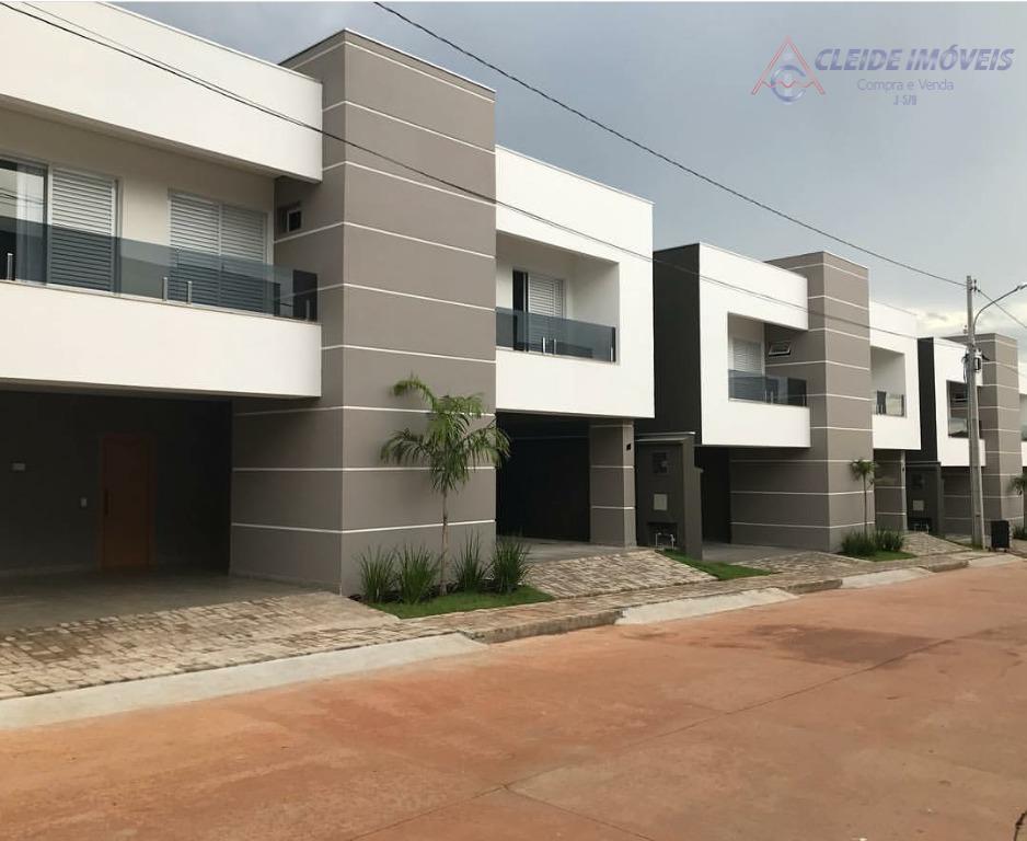 Sobrado residencial à venda, em Condomínio Fechado, Morada do Ouro, Cuiabá-MT