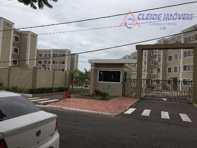 Apartamento residencial à venda, Alameda, Várzea Grande.