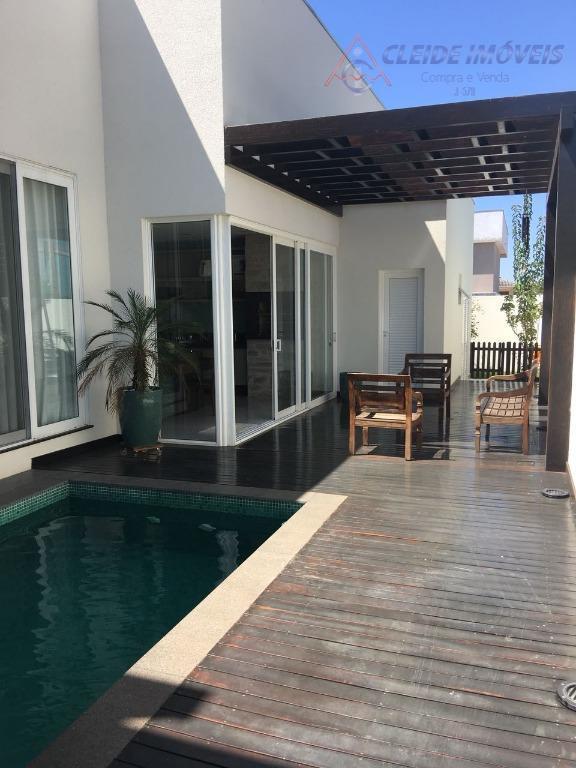 Casa residencial à venda, Condomínio Residencial Florais dos Lagos, Cuiabá.
