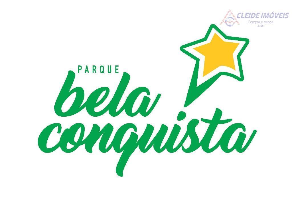 Terreno residencial à venda, Parque Bela Conquista, Cuiabá.