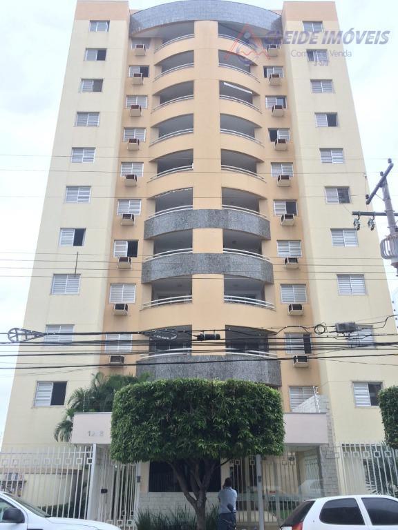 Apartamento no Ed. Belluno, Quilombo, Cuiabá.