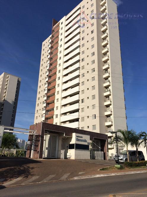 Apartamento residencial para locação, Jardim Aclimação, Cuiabá.