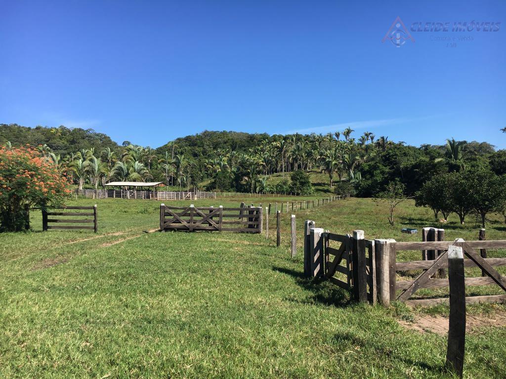 Fazenda rural à venda, Vila Bom Jardim, Nobres.