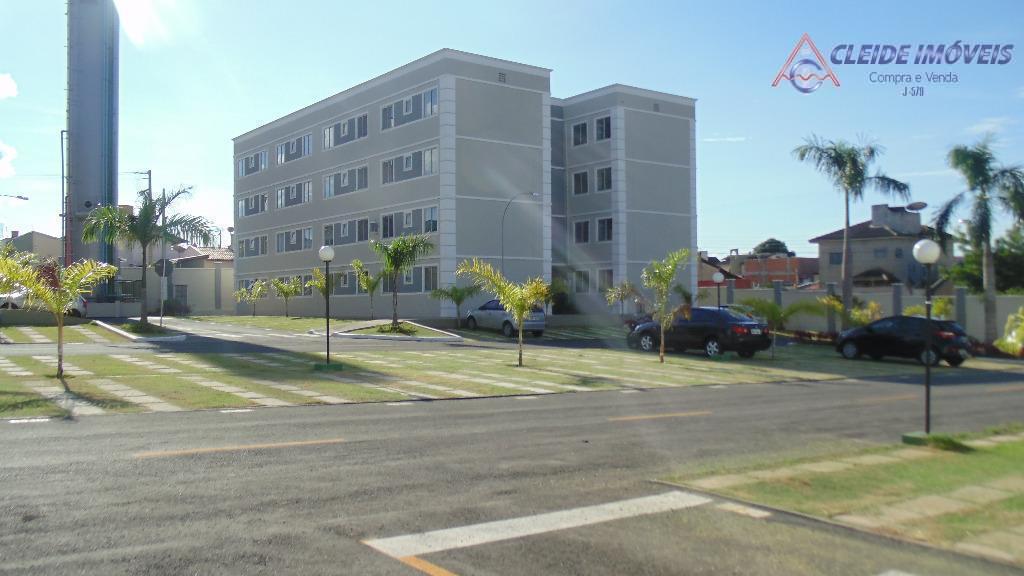 Apartamento residencial à venda, Santa Cruz II, Cuiabá.