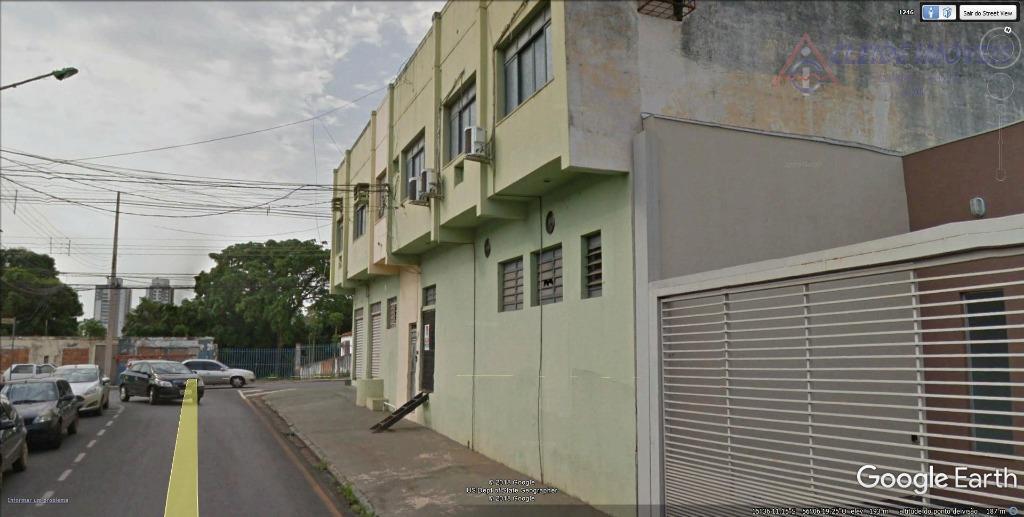 Prédio comercial para venda e locação, Centro Sul, Cuiabá.
