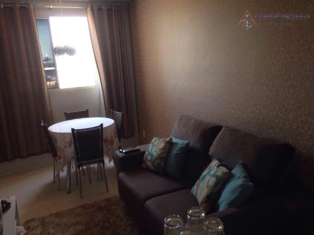 Apartamento residencial à venda, Alameda,  2 quartos e 2 vagas Várzea Grande.
