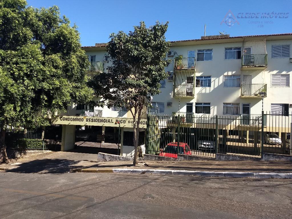 Apartamento Residencial Pico do Amor à venda, Dom Aquino, Cuiabá-MT