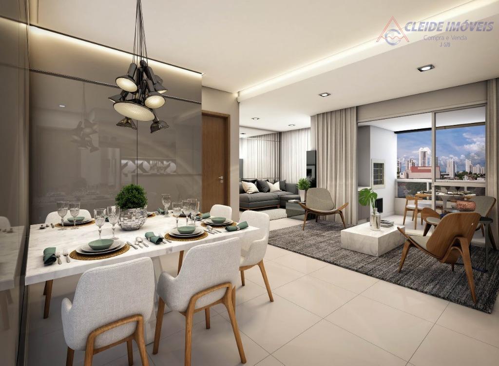 Lançamento Edificio Felicita ,Apartamento residencial à venda, Jardim Cuiabá, Cuiabá-MT