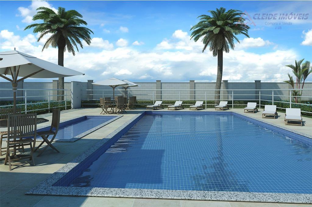 Excelente apartamento residencial à venda, Condomínio Residêncial Chapada dos Pampas. Chácara dos Pinheiros, Cuiabá-MT.