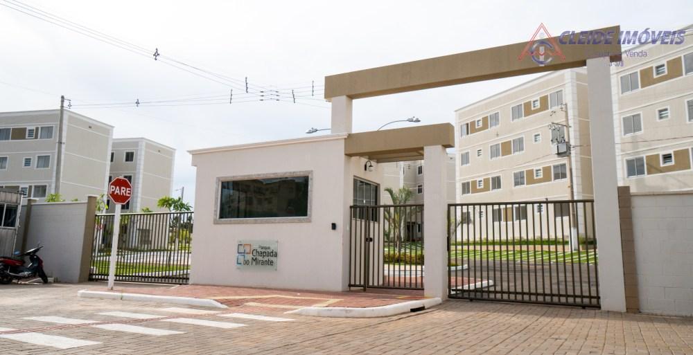 Apartamento residencial para locação, Parque Chapada do Mirante, Carumbé, Cuiabá.
