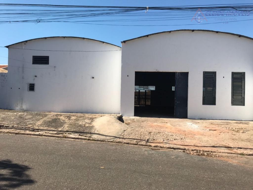 Barracão comercial para locação, Jardim Kennedy, Cuiabá.