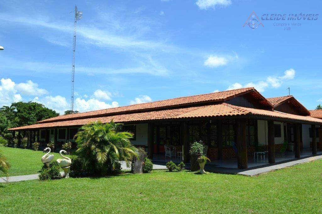 Pousada à venda no município de Barão de Melgaço. - Pantanal