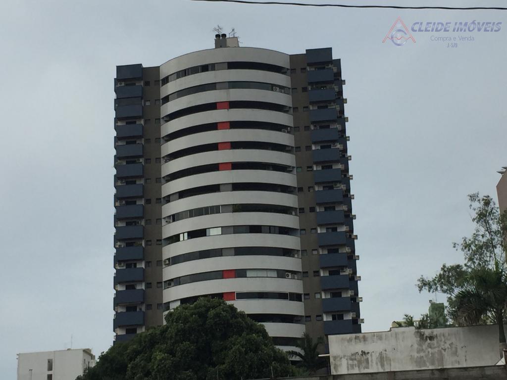 Apartamento residencial à venda, Bosque da Saúde, Ed. Le Corbusier, Cuiabá.