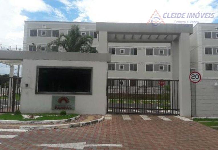 Apartamento residencial para locação, Chácara dos Pinheiros, Cuiabá.