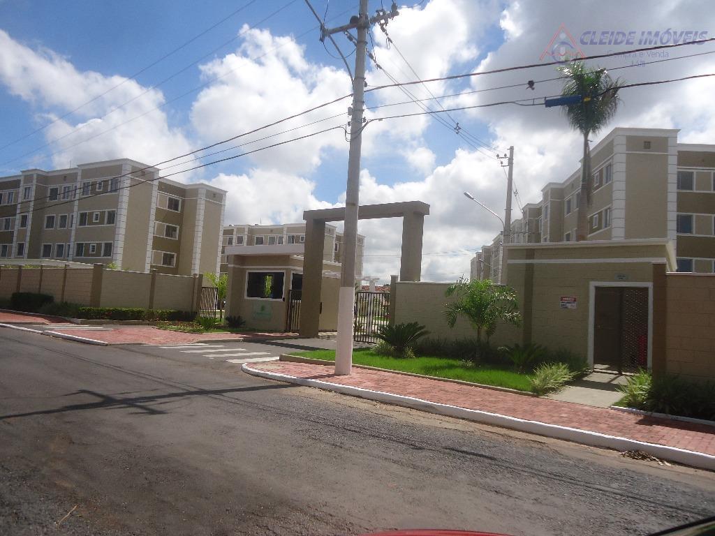Apartamento residencial à venda, Parque Chapada Verde, Alameda, Várzea Grande