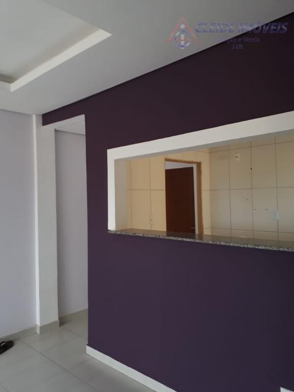 Apartamento residencial à venda, Residencial Porto do Sol, Despraiado, Cuiabá-MT