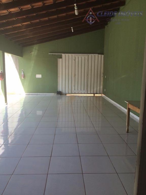 Casa residencial à venda, CPA III, Cuiabá.