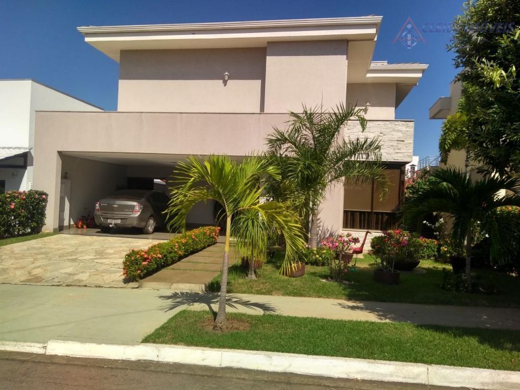 Casa Residencial à venda, Ribeirão do Lipa, Cuiabá - CA0997.