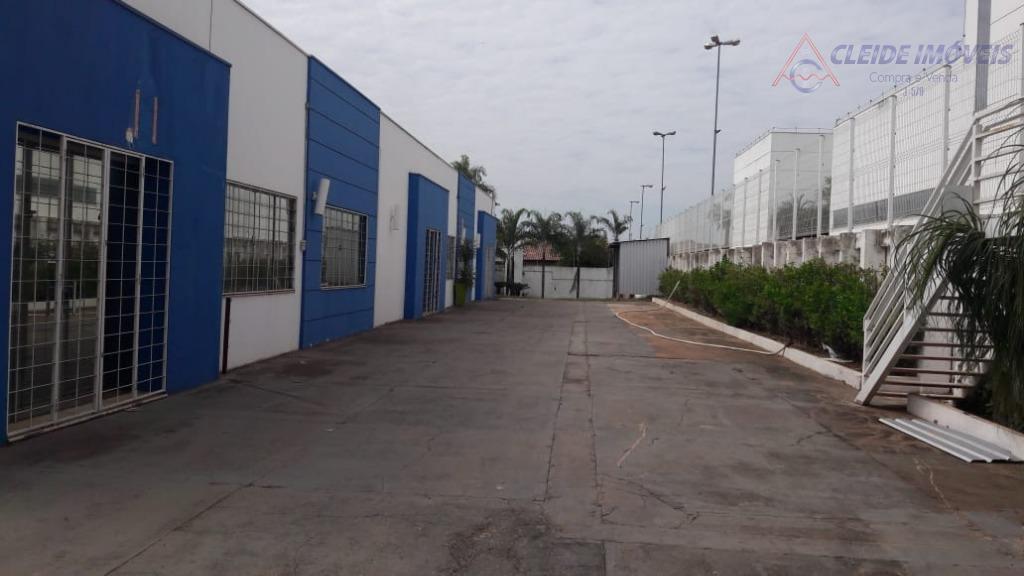 Barracão à venda, 450 m² por R$