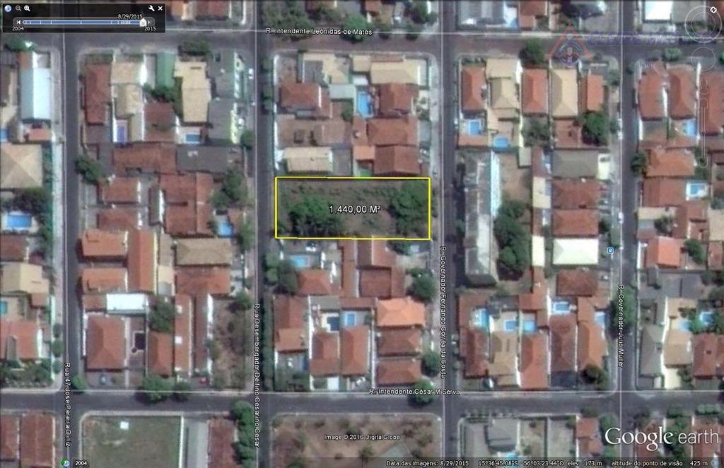 Terreno à venda, 1440 m² por R$ 660.000 - Boa Esperança - Cuiabá/Mato Grosso