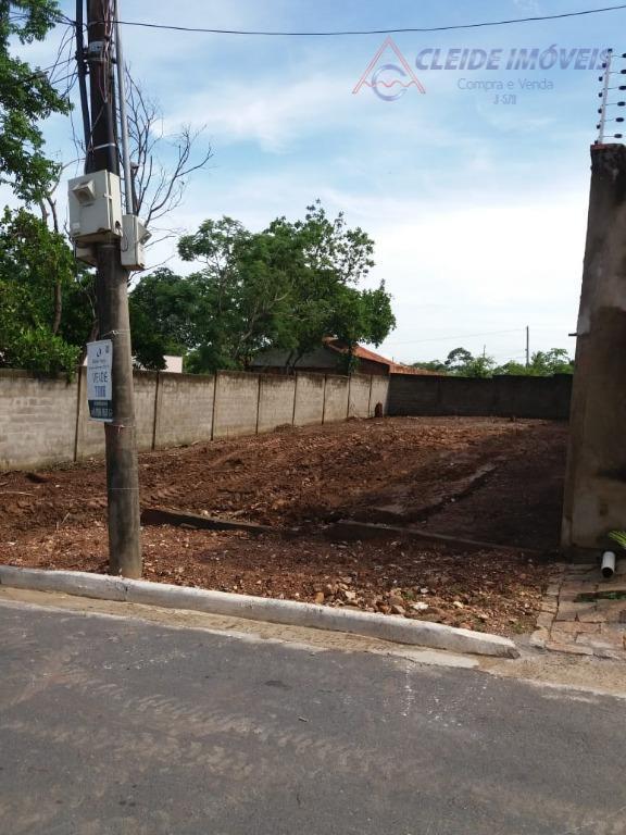 Terreno residencial à venda, Santa Cruz, Cuiabá.