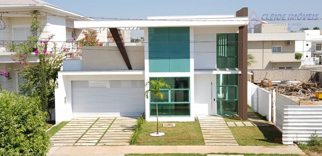 Casa com 3 dormitórios à venda, 273 m² por R$ 1.300.000 - Condomínio Florais dos Cuiabá Residencial - Cuiabá/MT