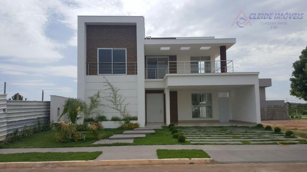 Casa com 3 dormitórios à venda, 388 m² por R$ 1.700.000 - Condomínio Florais Cuiabá Residencial - Cuiabá/MT