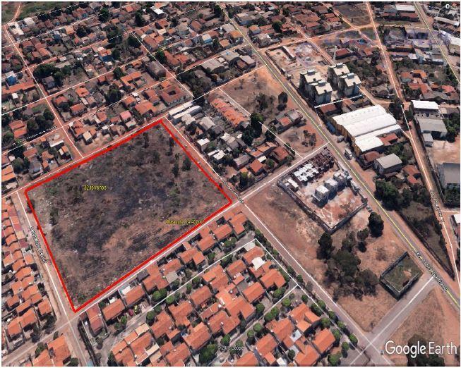 Área à venda, 14.400 m² por R$ 2.240.000 - São Jorge - Várzea Grande/MT